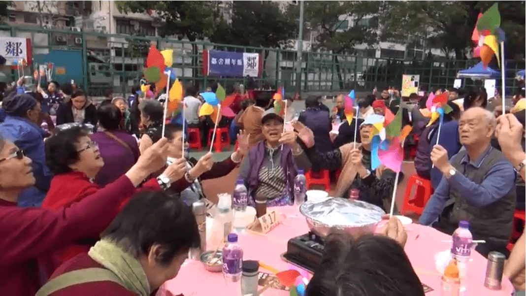 2015 鄰舍團年飯 (筲箕灣X杏花)